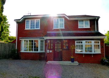 Thumbnail 4 bed detached house for sale in Octagon Drive, Wisbech, Cambridgeshire
