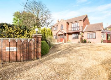 Thumbnail 4 bedroom detached house for sale in Hunstanton Road, Heacham, King's Lynn