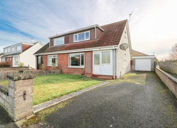 Thumbnail 2 bedroom semi-detached house to rent in Linefield Road, Carnoustie, Angus