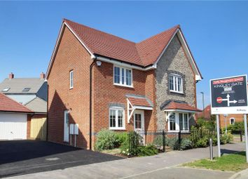 Thumbnail 4 bed detached house for sale in Henry Lock Way, Littlehampton