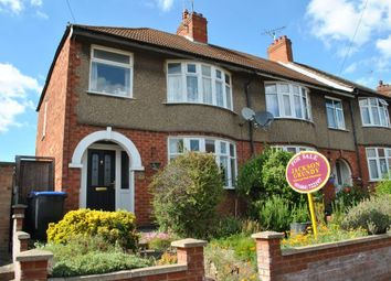 3 bed end terrace house for sale in Thornton Road, Kingsthorpe Hollow, Northampton NN2