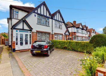 Abbotts Drive, Wembley HA0. 3 bed semi-detached house