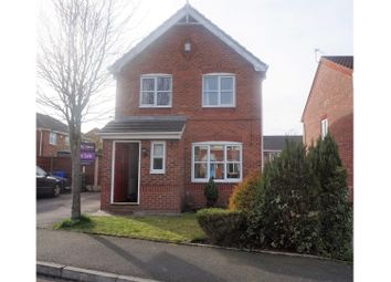 Thumbnail 3 bed detached house for sale in North Way, Hyde