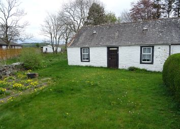 Thumbnail 3 bed cottage for sale in Springholm, Castle Douglas