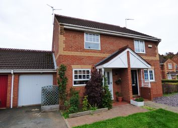 Thumbnail 2 bed semi-detached house for sale in Glencoe Way, Orton Southgate