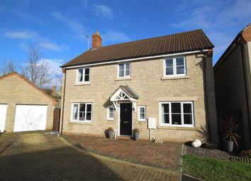 Thumbnail 4 bed detached house for sale in Markton Close, Taw Hill, Swindon