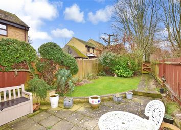 Thumbnail 2 bed terraced house for sale in Old Mill Close, Eynsford, Kent