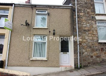 Thumbnail 2 bed terraced house to rent in Railway View, Ebbw Vale, Blaenau Gwent.