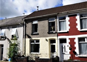 Thumbnail 2 bed terraced house for sale in Upper Adare Street, Pontycymer, Bridgend