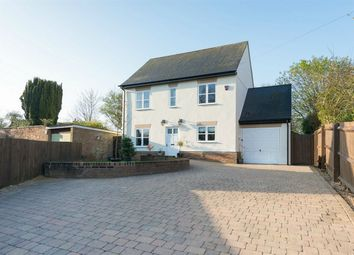 Thumbnail 4 bed detached house for sale in High Street, Catworth, Huntingdon