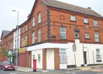 Thumbnail 1 bedroom flat to rent in Hawthorne Road, Bootle, Liverpool