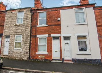 Thumbnail 2 bed terraced house for sale in Hardstaff Road, Sneinton