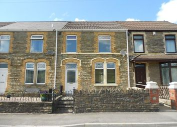 Thumbnail 3 bed terraced house to rent in Bryngurnos Street, Bryn, Port Talbot, Neath Port Talbot.