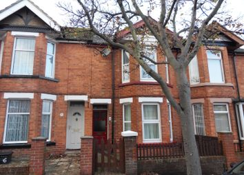 Thumbnail 3 bed terraced house to rent in St Francis Road, Cheriton, Folkestone, Kent