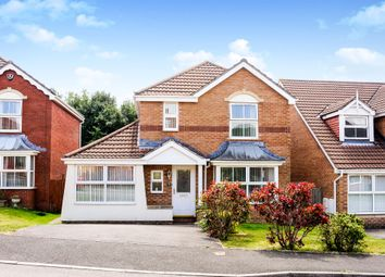 Thumbnail 4 bed detached house for sale in Melyn Y Gors, Barry
