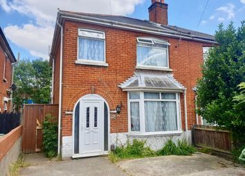Thumbnail 4 bed semi-detached house for sale in Lilac Road, Bassett Green, Southampton
