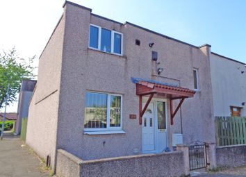 Thumbnail 2 bed end terrace house for sale in Megginch Place, Glenrothes
