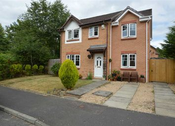 Thumbnail 5 bed detached house for sale in Tulloch Gardens, Motherwell