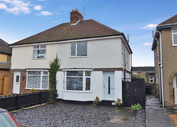 Thumbnail 3 bed semi-detached house to rent in Prospect Avenue, Irchester, Northamptonshire