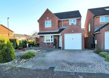Thumbnail 3 bed detached house for sale in Salterns Road, Maidenbower, Crawley, West Sussex