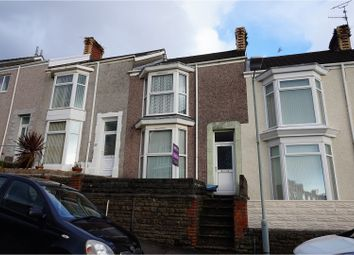 Thumbnail 3 bed terraced house for sale in Jersey Tce, Port Tennant