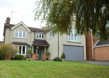 Thumbnail 5 bed detached house for sale in Welland Road, Barrow Upon Soar, Leicestershire.