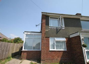 Thumbnail 2 bedroom flat for sale in Venner Avenue, Northwood, Isle Of Wight