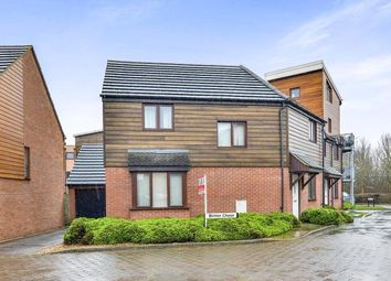 Thumbnail 3 bed link-detached house for sale in Bicton Chase, Broughton, Milton Keynes, Bucks