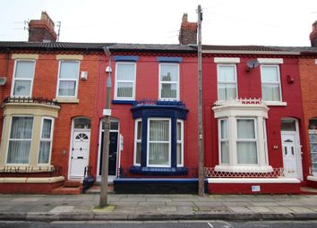 Thumbnail 3 bed terraced house to rent in Errol Street, Aigburth