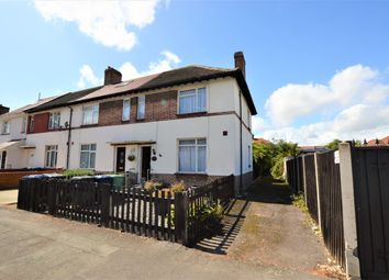 Thumbnail 3 bed end terrace house for sale in Viking Road, Southall