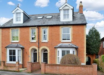 Thumbnail 4 bed semi-detached house for sale in Gloucester Road, Newbury