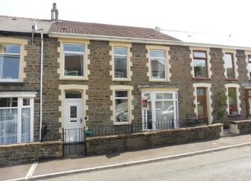 Thumbnail 3 bed terraced house for sale in Tanybryn Street, Aberdare