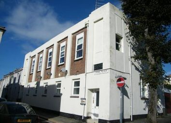 Thumbnail 2 bed flat to rent in York Place, Stoke, Plymouth