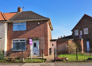 Thumbnail 2 bed end terrace house for sale in Larne Road, Hull