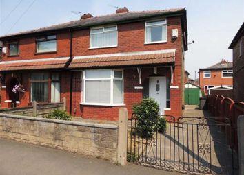 Thumbnail 3 bed semi-detached house for sale in Greenside Lane, Droylsden, Manchester