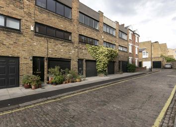 Thumbnail 3 bed mews house to rent in Jeffreys Place, London