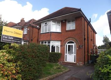 Thumbnail 3 bedroom detached house for sale in Upper Shirley, Southampton, Hampshire