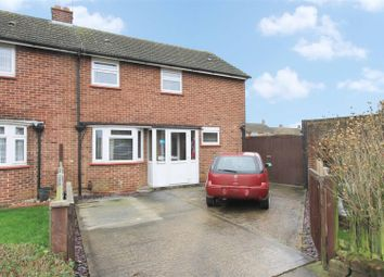 Thumbnail 3 bed semi-detached house for sale in Beech Close, West Drayton