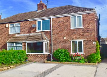 Thumbnail 3 bed semi-detached house to rent in Denaby Avenue, Conisbrough, Doncaster