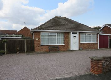 Thumbnail 2 bed detached bungalow for sale in Brownsgate, Spalding