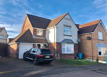 Thumbnail 4 bed detached house to rent in Sidlaw Way, Airdrie