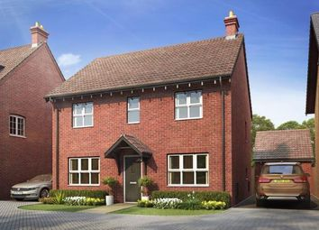 Thumbnail 4 bed detached house for sale in Plot 67 Chedworth, The Lancasters, Waterbeach, Cambridge