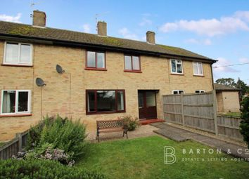 Thumbnail 3 bed terraced house for sale in Caslon Close, Fakenham