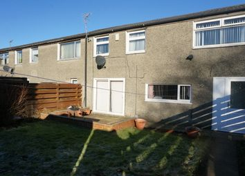 Thumbnail 3 bed end terrace house for sale in Medlar Road, Cumbernauld