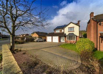 Thumbnail 4 bed detached house for sale in Stirchley Lane, Telford, Shropshire