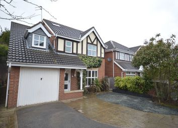 Thumbnail 5 bed detached house for sale in Greenside Court, New Crofton, Wakefield, West Yorkshire