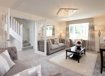 "Thumbnail 4 bed detached house for sale in ""Harborough"" at Blackpool Road, Kirkham, Preston"