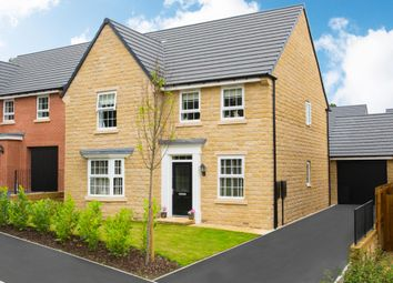 "Thumbnail 4 bedroom detached house for sale in ""Holden"" at Bodington Way, Leeds"