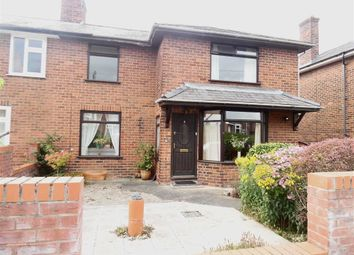 Thumbnail 3 bed terraced house for sale in The Laurels, Acton, Wrexham