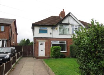 Thumbnail 3 bedroom semi-detached house for sale in Coalpool Lane, Walsall